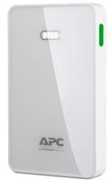 APC M5WH-EC Akkuladegerät (Weiß)