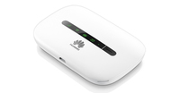 Huawei E5330 WLAN Hotspot USB WLAN Weiß Drahtloses Netzwerk-Equipment (Weiß)