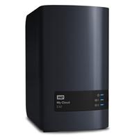 Western Digital WDBVKW0120JCH-EESN Speicherserver (Schwarz)