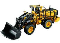 Lego Technic 42030 - VOLVO L350F Radlader (Gelb)