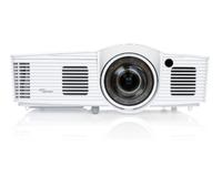 Optoma GT1070X Beamer/Projektor (Weiß)
