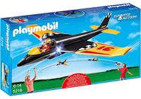 Playmobil 5219 - Race Glider (Mehrfarbig)