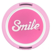Smile Kawai Digitalkamera 58mm Pink Objektivdeckel (Pink)