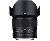 Samyang 10mm F2.8 ED AS NCS CS Sony E (Schwarz)