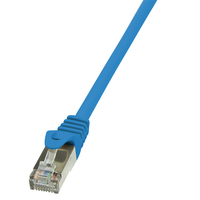 LogiLink 7.5m Cat.5e F/UTP (Blau)