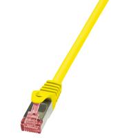 LogiLink 2m Cat.6 S/FTP (Gelb)