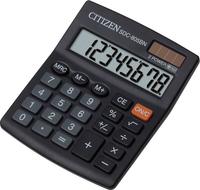 Citizen SDC-805BN Taschenrechner (Schwarz)