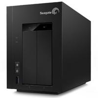 Seagate Business Storage NAS 2-Bay (Schwarz)