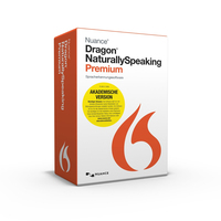 Nuance Dragon NaturallySpeaking Premium 13.0, EDU