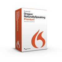 Nuance Dragon NaturallySpeaking Premium 13.0