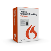 Nuance Dragon NaturallySpeaking Premium Mobile 13.0