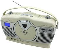 Soundmaster RCD1350BE CD-Radio (Beige)