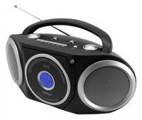 Soundmaster RCD5000SW CD-Radio (Schwarz)