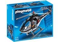 Playmobil 5563 - SEK-Helikopter (Mehrfarbig)