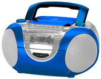 Soundmaster SCD5350BL CD-Radio (Blau)