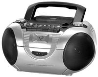 Soundmaster SCD5350SI CD-Radio (Silber)