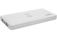 Ednet 31884 Akkuladegerät (Weiß)