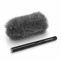 Sennheiser MKE 600 Digital camcorder microphone Kabellos Schwarz (Schwarz)