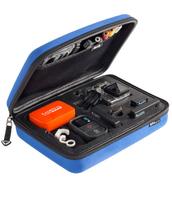 SP-Gadgets 52031 Kameratasche-Rucksack (Blau)