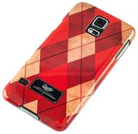 Qiotti Q2500033 Handy-Schutzhülle (Rot)
