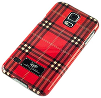 Qiotti Q2500023 Handy-Schutzhülle (Rot)