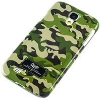 Qiotti Q2500004 Handy-Schutzhülle (Camouflage)