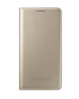 Samsung Flip Cover (Gold)