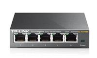 TP-LINK TL-SG105E Netzwerk Switch (Schwarz)