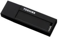 Toshiba TransMemory 32GB 32GB USB 3.0 Schwarz USB-Stick (Schwarz)