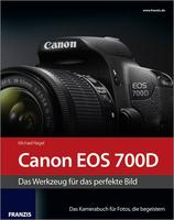Franzis Verlag Canon 700D - Das Kamerabuch