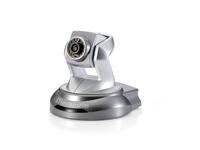 LevelOne PT-Netzwerkkamera, 2 Megapixel, 802.3af PoE, Tag/Nacht, IR-LEDs (Silber)