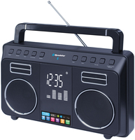 Roadstar TRA-800BT Radio (Schwarz)