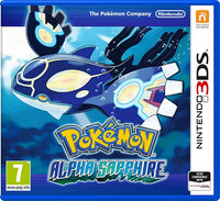 Nintendo Pokemon Alpha Sapphire, 3DS