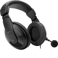 SPEEDLINK SL-4531-BK Headset (Schwarz)
