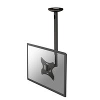 Newstar FPMA-C060BLACK Flat Panel-Deckenhalter (Schwarz)