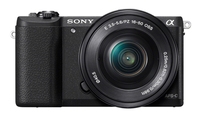 Sony α ILCE-5100L (Schwarz)