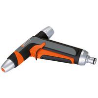 Gardena 8101-20 Garden water spray gun Metall, Kunststoff Schwarz, Grau Garten-Wasserspritzpistole (Schwarz, Grau, Orange)