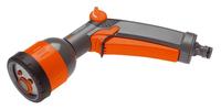 Gardena 8106-20 Garden water spray gun Schwarz Garten-Wasserspritzpistole (Schwarz, Orange)