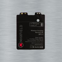 Maxfield Wireless Charging Receiver S4+NFC (Schwarz)