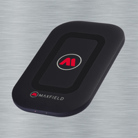 Maxfield Wireless Charging PAD compact (Schwarz)