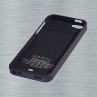 Maxfield Wireless Charging Case (Schwarz)