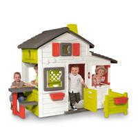 Smoby Friends House (Braun, Weiß)