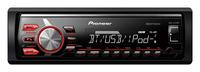 Pioneer MVH-X370BT car media receiver (Schwarz)