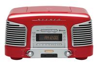 TEAC SL-D930R CD-Radio (Rot)