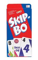Mattel Skip-Bo (Mehrfarbig)