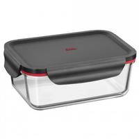 Silit 0022 6325 01 Lebensmittellagerungbehälter (Schwarz, Transparent)
