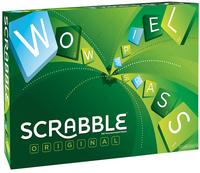 Mattel Scrabble Original (Mehrfarbig)