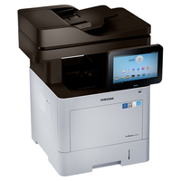 Samsung ProXpress SL-M4583FX Multifunktionsgerät (Schwarz, Weiß)