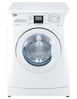 Beko WMB 716431 PTE Freistehend Frontlader 7kg 1600RPM A+++ Weiß Waschmaschine (Weiß)