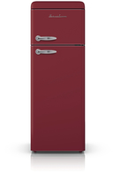 Schaub Lorenz SL210 R Freistehend 166l 40l A++ Rot (Rot)